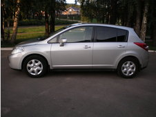 Nissan Tiida  ����� ��������� | ���� ����������: 29.10.2014
