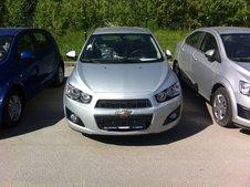 Chevrolet Aveo 2014 ����� ���������