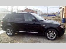 BMW X3 2004 ����� ��������� | ���� ����������: 01.11.2014