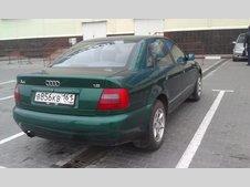 Audi A4 1998 ����� ��������� | ���� ����������: 02.11.2014