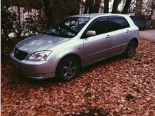 Toyota Corolla Runx 2002 ����� ��������� | ���� ����������: 02.11.2014