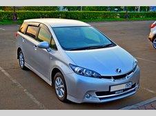 Toyota Wish 2010 ����� ��������� | ���� ����������: 11.11.2014