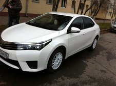 Toyota Corolla 2014 ����� ���������   ���� ����������: 14.11.2014