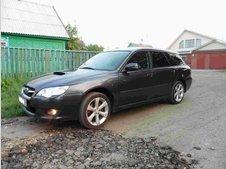 Subaru Legacy 2008 ����� ��������� | ���� ����������: 18.11.2014