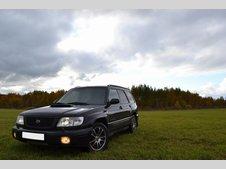 Subaru Forester 2002 ����� ��������� | ���� ����������: 16.12.2014