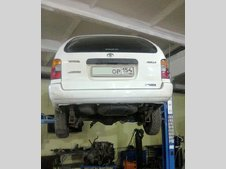 Toyota Corolla 1997 ����� ��������� | ���� ����������: 25.12.2014