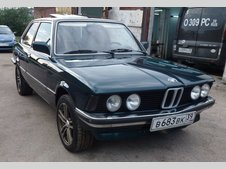 BMW 3-Series 1981 ����� ��������� | ���� ����������: 05.01.2015
