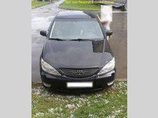 Toyota Camry 2004 ����� ��������� | ���� ����������: 12.01.2015