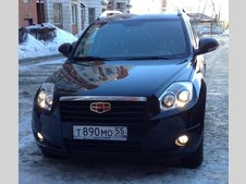 Geely Emgrand X7 2014 ����� ��������� | ���� ����������: 16.01.2015