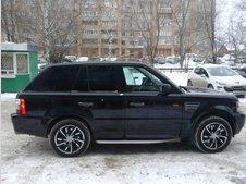Land Rover Range Rover Sport 2007 ����� ��������� | ���� ����������: 26.01.2015