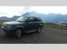 Land Rover Range Rover Sport 2008 ����� ��������� | ���� ����������: 26.01.2015