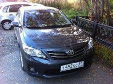 Toyota Corolla 2012 ����� ���������   ���� ����������: 02.02.2015