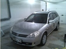 Nissan Wingroad 2003 ����� ��������� | ���� ����������: 16.02.2015