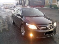 Toyota Corolla 2010 ����� ��������� | ���� ����������: 02.03.2015