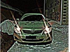 Toyota Corolla 2007 ����� ��������� | ���� ����������: 10.03.2015