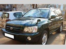 Toyota Kluger V 2002 ����� ��������� | ���� ����������: 11.03.2015