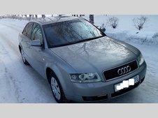 Audi A4 2001 ����� ��������� | ���� ����������: 23.03.2015