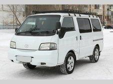 Mazda Bongo 2001 ����� ���������   ���� ����������: 30.03.2015