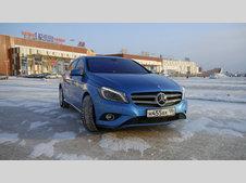 Mercedes-Benz A-Class 2014 ����� ��������� | ���� ����������: 08.04.2015