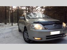 Toyota Corolla  ����� ���������   ���� ����������: 22.04.2015