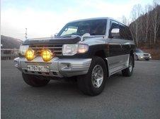 Mitsubishi Pajero 1999 ����� ��������� | ���� ����������: 24.04.2015