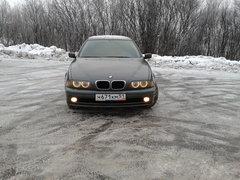 BMW 5-Series, 2002 �.