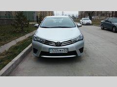 Toyota Corolla, 2014