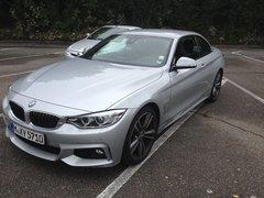 BMW 4-Series, 2014