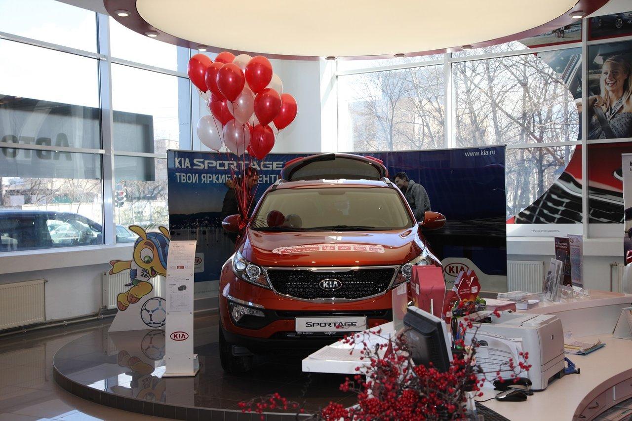 KIA в Major Auto  официальный дилер Киа в Москве