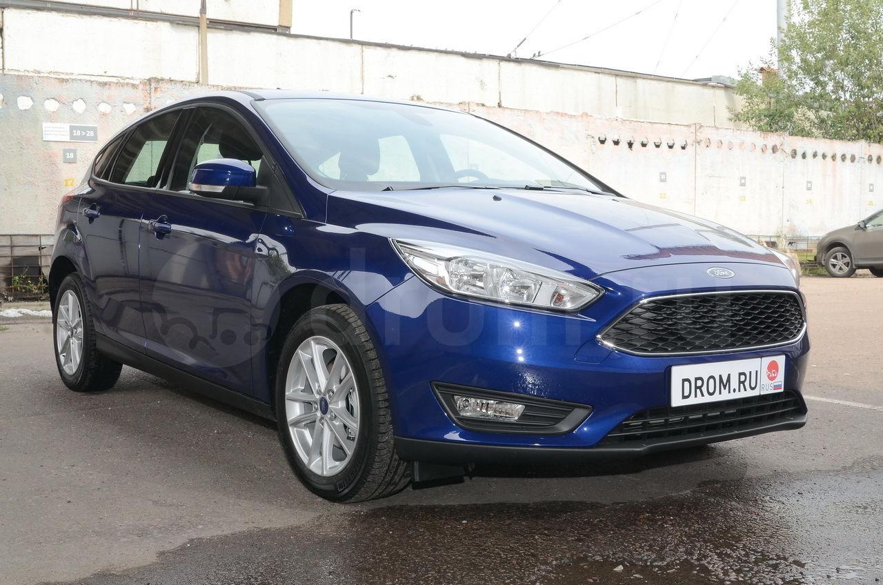 2017 Ford® Focus Electric Hatchback | Model Highlights ...