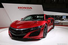 ������� � Honda NSX