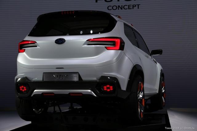 Subaru Vizi