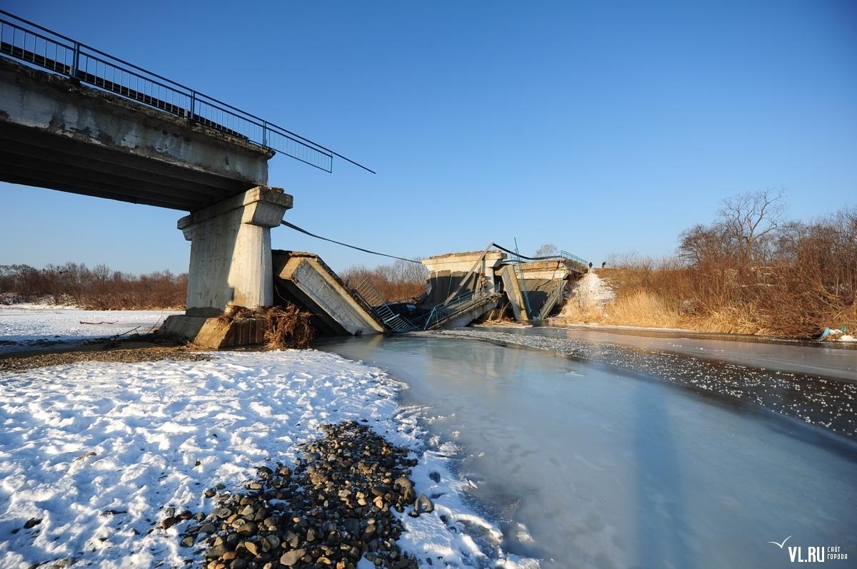схема развязки по мосту через бухту золотой рог