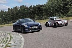 ������ � Nissan GT-R