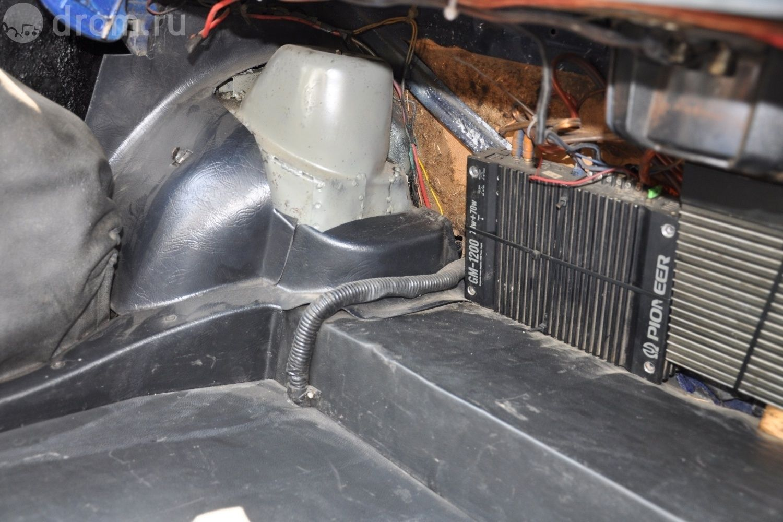 задняя подвеска bmw e30 на ваз