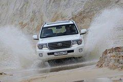 ������ � Toyota Land Cruiser
