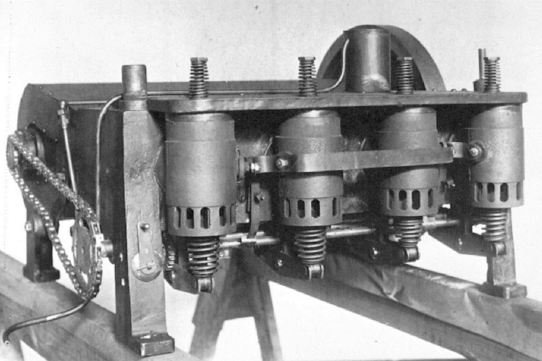 схема системы охлаждения 5 цилиндровых движоков ауди 90