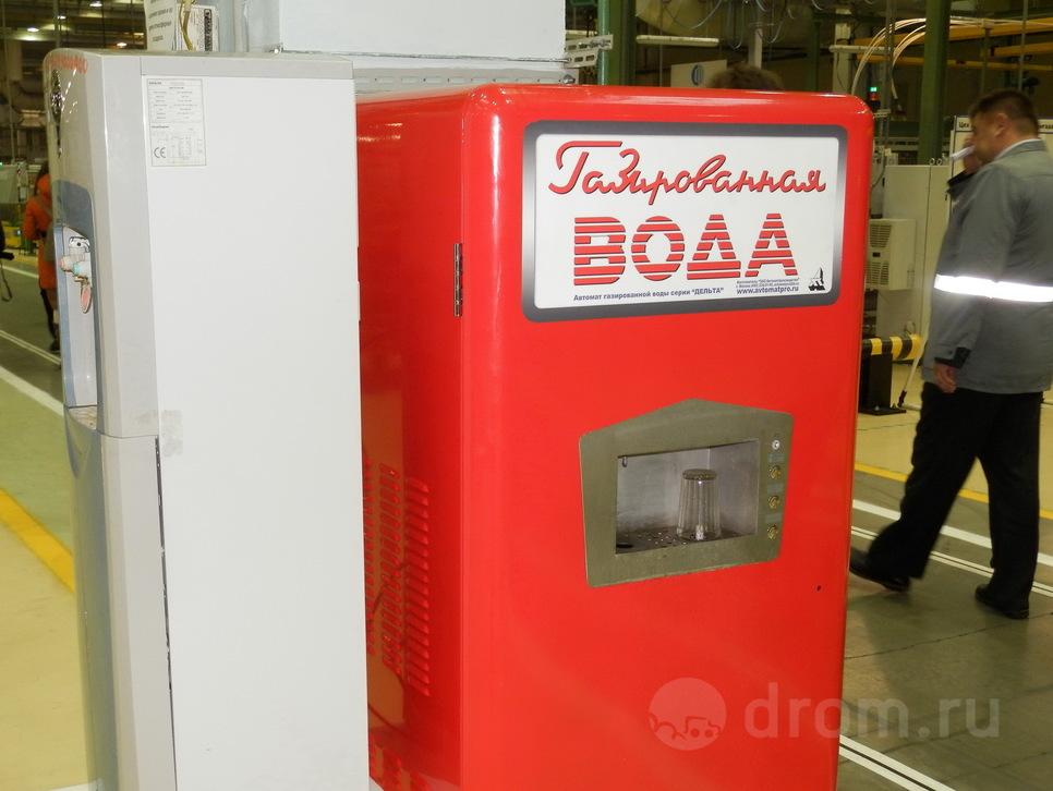 Автомат для газировки своими руками 99
