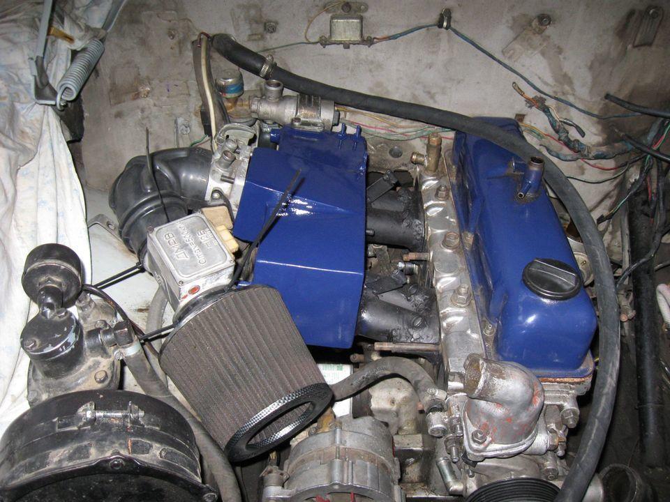 Двигатель 402 инжектор ремонт своими руками 65