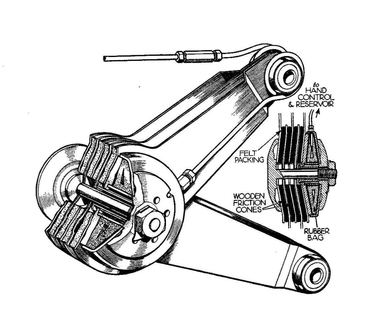 схема амортизатора бильштайн б 6