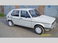 Volkswagen Golf 1982 ����� ���������   ���� ����������: 25.01.2012