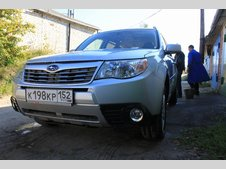 Subaru Forester 2009 ����� ��������� | ���� ����������: 22.09.2012