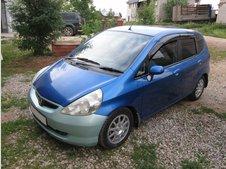 Honda Fit 2002 ����� ���������   ���� ����������: 09.04.2015