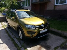 Renault Sandero Stepway 2015 ����� ���������