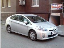 Toyota Prius 2010 ����� ��������� | ���� ����������: 06.07.2015
