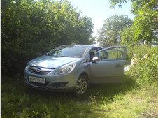 Opel Corsa 2007 ����� ���������   ���� ����������: 18.07.2015