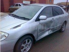 Toyota Corolla 2002 ����� ��������� | ���� ����������: 21.07.2015