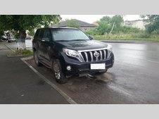 Toyota Land Cruiser Prado 2015 ����� ��������� | ���� ����������: 28.07.2015
