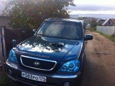 Hyundai Terracan 2003 ����� ��������� | ���� ����������: 06.10.2015