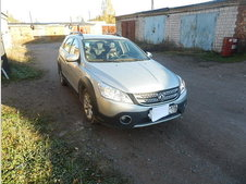 Dongfeng H30 Cross 2015 ����� ���������
